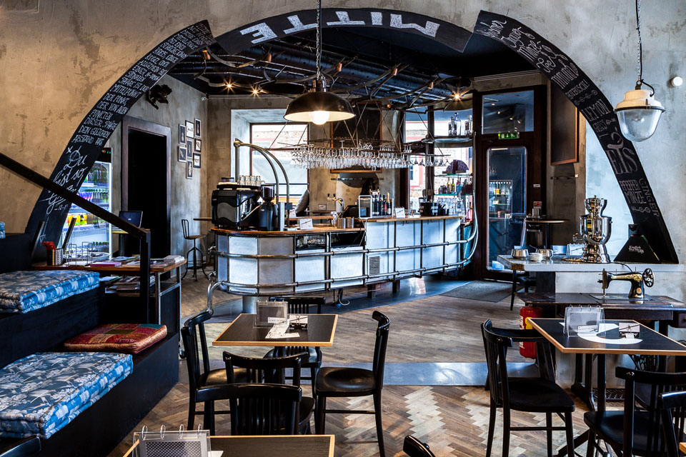Cafe Borsalino Wien