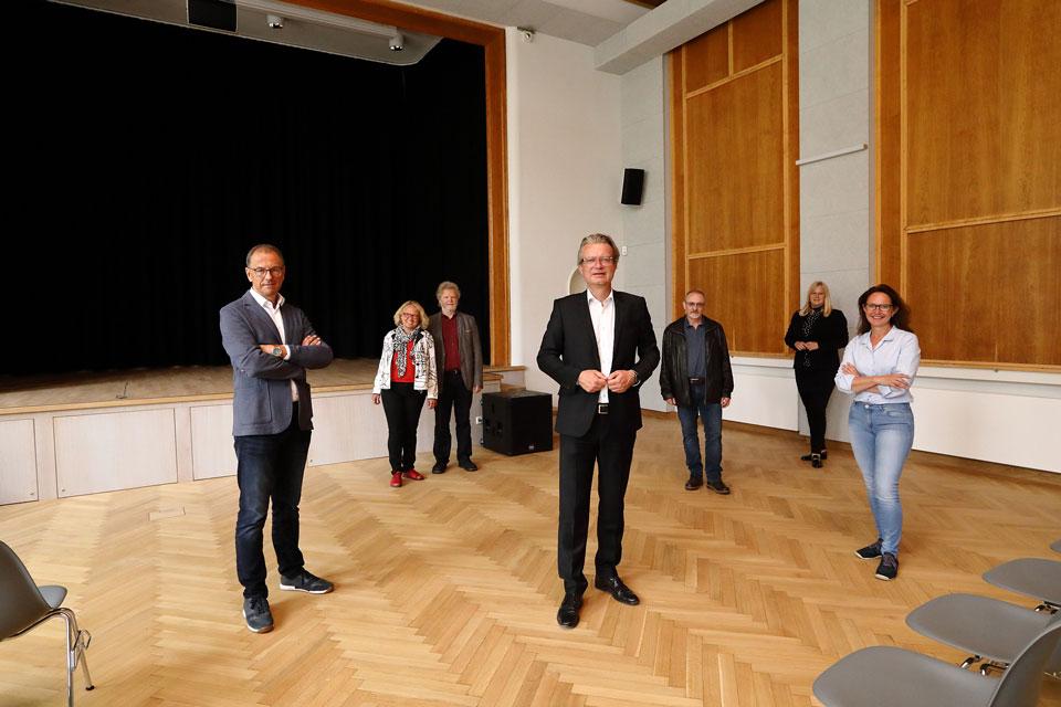 Der Heimatsaal als neuer Ort für Kultur und Diskurs