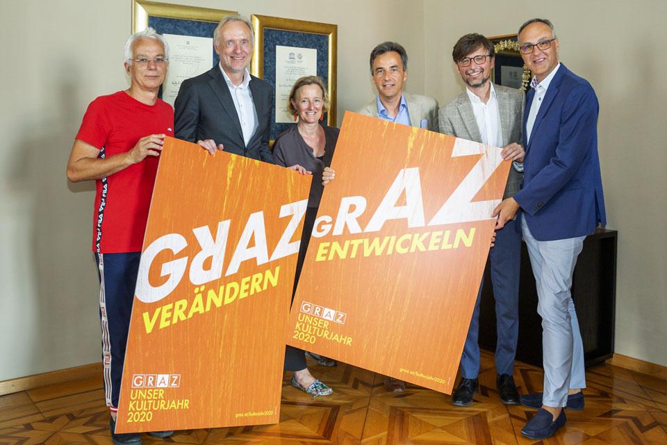 Graz 2020 Im Zeichen der Kultur