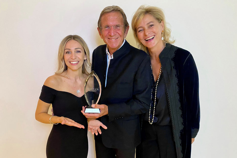 Schullin ist Web-Star of the Year 2021